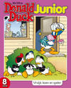 Cover for Donald Duck Junior (Sanoma Uitgevers, 2008 series) #8/2010