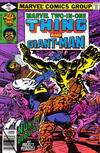 Cover for Marvel Two-in-One (Marvel, 1974 series) #55 [Direct]