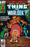 Cover Thumbnail for Marvel Two-in-One (1974 series) #63 [Newsstand]