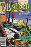 Cover for Balder the Brave (Marvel, 1985 series) #2 [Newsstand Edition]