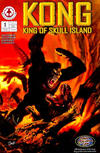 Cover for Kong: King of Skull Island (Markosia Publishing, 2007 series) #1 [Joe DeVito Cover]