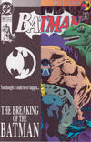 Cover for Batman (DC, 1940 series) #497