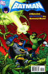 Cover for Batman: The Brave and the Bold (DC, 2009 series) #21