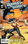 Cover for Wonder Woman (DC, 2006 series) #603