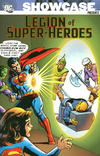 Cover for Showcase Presents: Legion of Super-Heroes (DC, 2007 series) #4