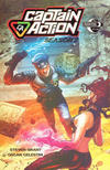 Cover for Captain Action Season Two (Moonstone, 2010 series) #2