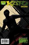 Cover for Kato Origins (Dynamite Entertainment, 2010 series) #4 [Francesco Francavilla Cover]