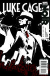 Cover Thumbnail for Luke Cage Noir (2009 series) #4 [Dennis Calero Variant]
