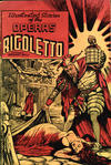 Cover for Illustrated Stories of the Operas: Rigoletto (Baily Publishing Company, 1943 series)