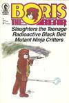 Cover for Boris the Bear (Dark Horse, 1986 series) #1 [1st Print]