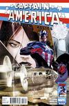 Cover for Captain America: Forever Allies (Marvel, 2010 series) #3