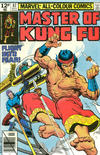 Cover Thumbnail for Master of Kung Fu (1974 series) #82 [British]