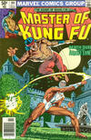 Cover Thumbnail for Master of Kung Fu (1974 series) #94 [Newsstand]