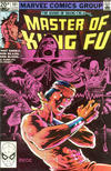 Cover Thumbnail for Master of Kung Fu (1974 series) #101 [British]