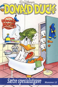 Cover Thumbnail for Donald Duck & Co Sætre spesialutgave (Sætre Kjeks, 2004 series) #12