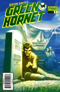 Cover Thumbnail for Green Hornet Annual (Dynamite Entertainment, 2010 series) #1 [Michael Netzer Cover]