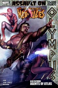 Cover Thumbnail for Incredible Hercules (Marvel, 2008 series) #138