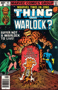 Cover Thumbnail for Marvel Two-in-One (Marvel, 1974 series) #63 [Newsstand]