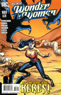Cover Thumbnail for Wonder Woman (DC, 2006 series) #603