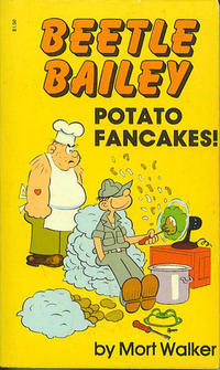 Cover Thumbnail for Beetle Bailey Potato Fancakes! (Tor Books, 1983 ? series) #[nn]