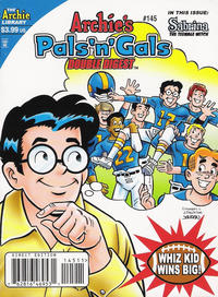 Cover Thumbnail for Archie's Pals 'n' Gals Double Digest Magazine (Archie, 1992 series) #145