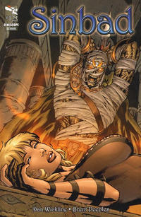 Cover Thumbnail for Sinbad (Zenescope Entertainment, 2010 series) #12