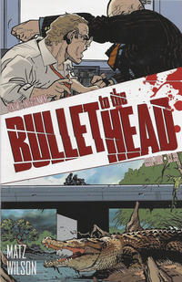 Cover Thumbnail for Bullet to the Head (Dynamite Entertainment, 2010 series) #4