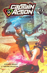 Cover Thumbnail for Captain Action Season Two (Moonstone, 2010 series) #2