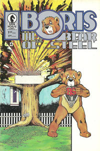 Cover Thumbnail for Boris the Bear (Dark Horse, 1986 series) #4 [Cover A]