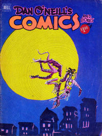Cover Thumbnail for Dan O'Neill's Comics and Stories (Comics and Comix, 1975 series) #2
