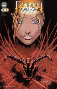 Cover Thumbnail for Michael Turner's Fathom Dawn of War (Aspen, 2004 series) #0