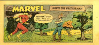 Cover Thumbnail for Captain Marvel Meets the Weather Man (Fawcett, 1950 series) #[nn]