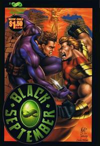 Cover Thumbnail for Black September (Marvel, 1995 series) #∞ [Infinity] [Lashly Cover]