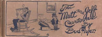 Cover Thumbnail for The Mutt and Jeff Cartoons (Ball Publishing, 1910 series) #1 [Mutt Reading Evening Telegraph]