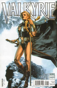 Cover Thumbnail for Valkyrie (Marvel, 2010 series) #1