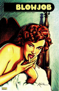 Cover Thumbnail for Blowjob (Fantagraphics, 2001 series) #3