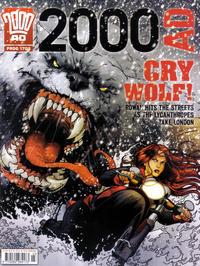 Cover Thumbnail for 2000 AD (Rebellion, 2001 series) #1703