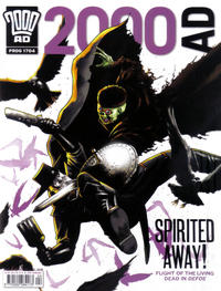 Cover Thumbnail for 2000 AD (Rebellion, 2001 series) #1704