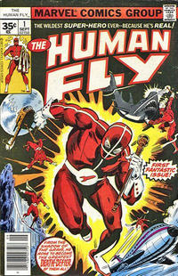 Cover Thumbnail for The Human Fly (Marvel, 1977 series) #1 [35¢]