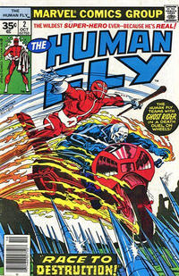 Cover Thumbnail for The Human Fly (Marvel, 1977 series) #2 [35¢]
