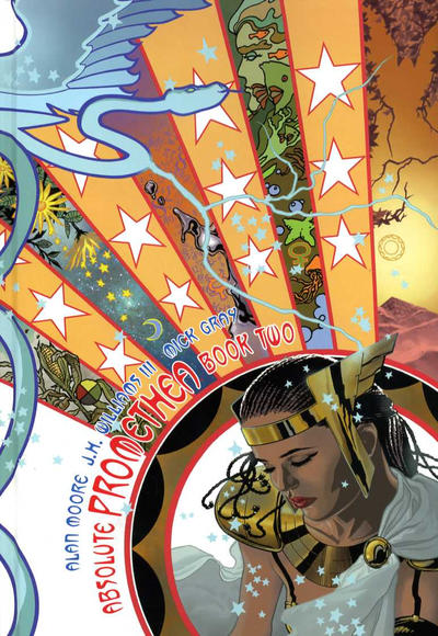 Cover for Absolute Promethea (DC, 2009 series) #2