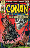 Cover for Conan the Barbarian (Marvel, 1970 series) #62 [30¢]