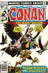 Cover for Conan the Barbarian (Marvel, 1970 series) #75 [35¢]