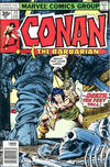 Cover for Conan the Barbarian (Marvel, 1970 series) #77 [35¢ Price Variant]