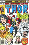 Cover Thumbnail for Thor (1966 series) #262 [35¢ Price Variant]
