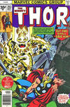 Cover Thumbnail for Thor (1966 series) #263 [35¢ Price Variant]