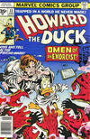 Cover Thumbnail for Howard the Duck (1976 series) #13 [35¢ Price Variant]