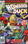 Cover for Howard the Duck (Marvel, 1976 series) #14 [35¢]