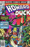 Cover for Howard the Duck (Marvel, 1976 series) #17 [35¢]