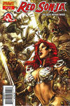 Cover Thumbnail for Red Sonja (2005 series) #29 [Greg Tocchini Cover]